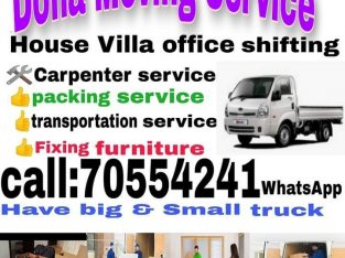 house shifting moving packing carpenter service doha 70554241