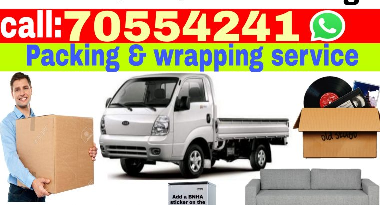 doha moving service