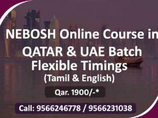 Nebosh in Qatar