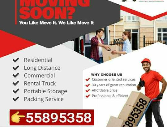 doha movers best moving shifting in Qatar