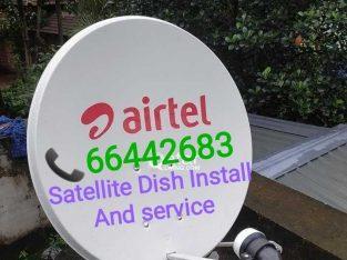 Satellite Dish Antenna Sale & Installation